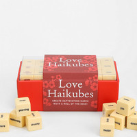 Love Haikubes Game - Urban Outfitters