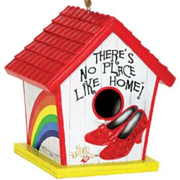 The Wizard Of Oz Birdhouse