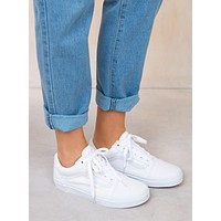Vans Old Skool White Sneaker