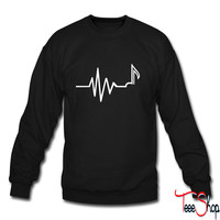 Frequency 3 sweatshirt
