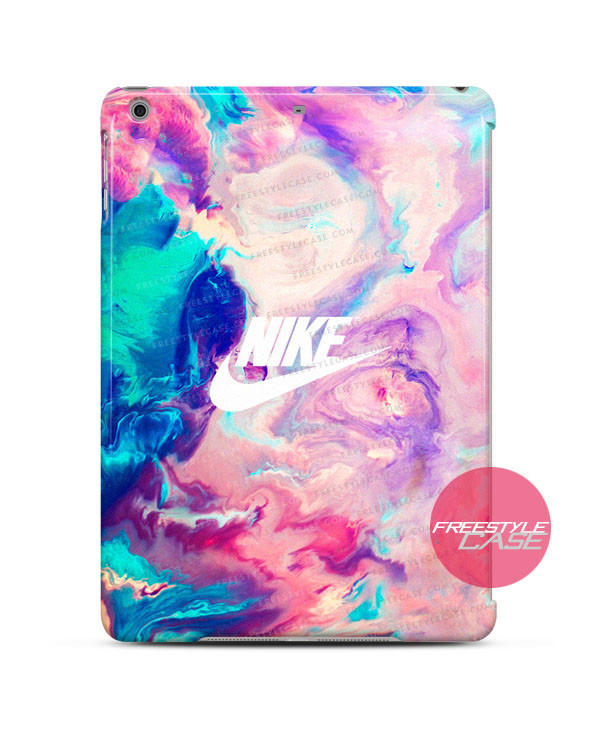 Nike Logo Water Marble Hipster iPad Case 2, 3, 4, Air, Mini Cover from freestylecase.com