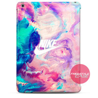 Nike Logo Water Marble Hipster iPad Case 2, 3, 4, Air, Mini Cover