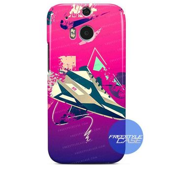 Nike Air Max HTC One Case Cover Series