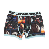 Star Wars Space Scenes Boxer Briefs