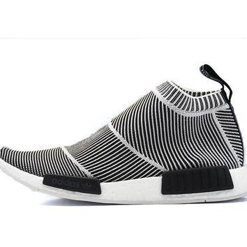 Best Deal Adidas NMD City Sock PK 'Core Black'