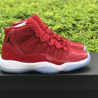 "Air Jordan 11 Retro ""Gym Red"""