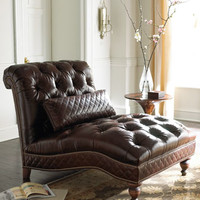 Old Hickory Tannery City Club Sofa