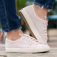 Keds Suede Shoes | Petal Pink