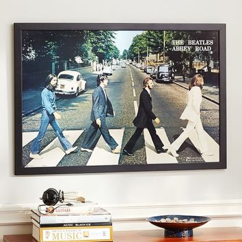 Abbey Road Wall Art