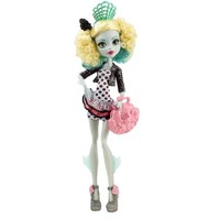 MONSTER HIGH® Monster Exchange™Lagoona Blue® Doll - Shop.Mattel.com