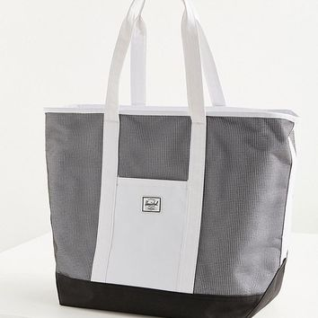 Herschel Supply Co. Bamfield Checked Tote Bag | Urban Outfitters