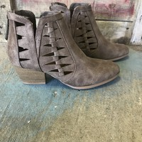 Travis Cutout Bootie