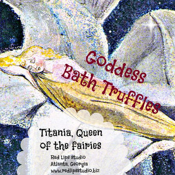 GODDESS BATH TRUFFLE 2X Bath Melts