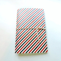 Lined Notebook | Cute Journal | Blank Book | Ruled Notebook | Sketchbook | Writing Journal | Striped Notebook
