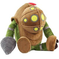 BioShock Plush Figure Big Daddy 50 cm Gaya Entertainment Peluches