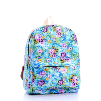 Canvas Backpack = 4887846660