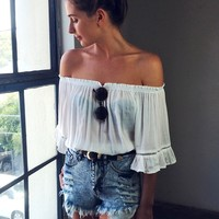 MIMIE TOP (WH)