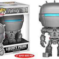 Funko POP Games: Fallout 4 Liberty Prime Vinyl Figure