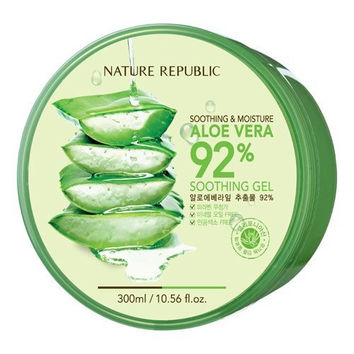 Natural Republic Aloe Vera Gel, 300ml, 10.56 Fluid Ounce