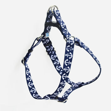Anchors Aweigh Step in Harness