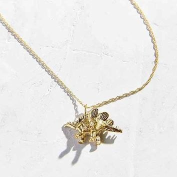 VERAMEAT Stegosaurus Necklace