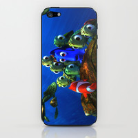 Nemo iPhone & iPod Skin by ProfileDesign