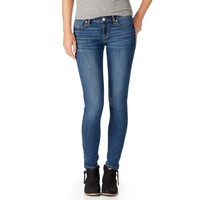 Aeropostale  Womens Lola Core Medium Wash Jeggings