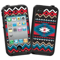 Folk Tribal Skin  for the iPhone 4/4S Lifeproof Case by skinzy.com
