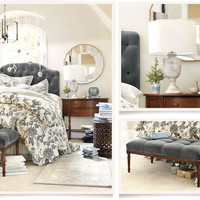 Calais Bedroom Collection | Ballard Designs