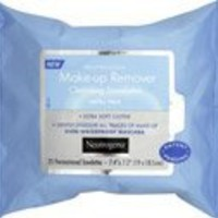 Neutrogena Make-up Remover Cleansing Towelettes Refill Pack - 25 Ea (Pack of 3)