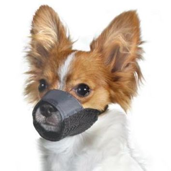 Petco Nylon & Mesh Dog Muzzle