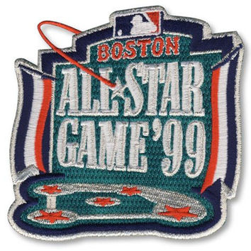 1999 All Star Patch Boston Red Sox 100% Authentic & Licensed by MLB