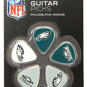 Woodrow Philadelphia Eagles Guitar Picks