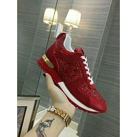 LOUIS VUITTON LV Flash film Fashion leisure sports shoes