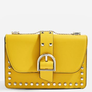 Bronte Buckle Shoulder Bag | Topshop