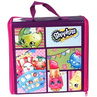 Shopkins Zip-Up Carrying Case