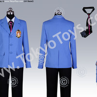 "Ouran Host Club: ""Cosplay - Mens Uniform w/ Blazer, Tie, etc"" : TokyoToys.com: UK Based e-store, Anime Toys Retail & Wholesale, Manga Action Figures,  Hentai Statues, Japanese Snacks, Pocky, DVDs, Gashapon,  Cosplay, Monkey Shirt, Final Fantasy, Bleach, Na"