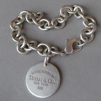 2ef4a30838d15 Best Vintage Tiffany Bracelet Silver Products on Wanelo
