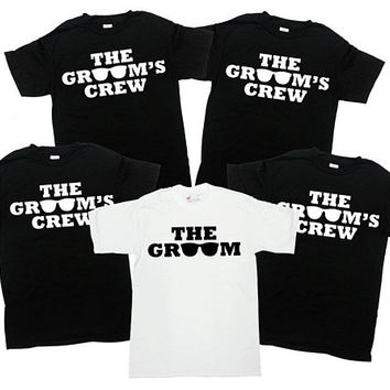Bachelor Party Shirts Groom And Groomsmen Shirts Groom T Shirt Groomsman Gift Ideas Wedding Party Gifts For Grooms Crew - SA1118-1130
