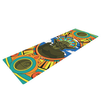 "Roberlan ""Darth Yoda"" Star Wars Yoga Mat"