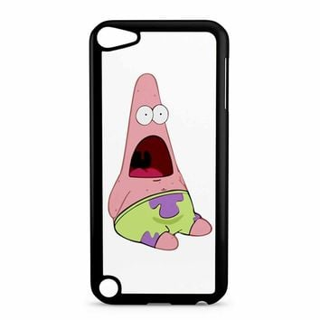 Patrick Star Shocked iPod Touch 5 Case