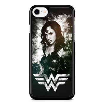 Wonder Woman Comic iPhone 8 Case