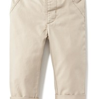 Rolled-Cuff Skinny Chinos for Baby | Old Navy