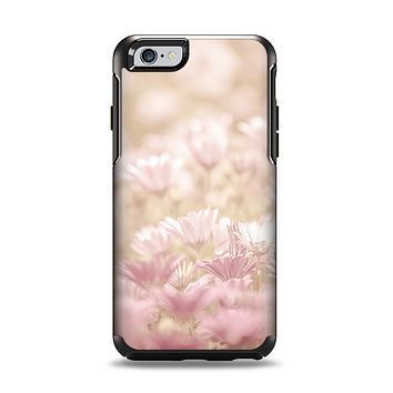 The Distant Pink Flowerland Apple iPhone 6 Otterbox Symmetry Case Skin Set