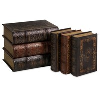 6 Piece Cassiodorus Book Box Set | Wayfair