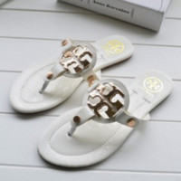 Tory Burch Casual Fashion Flat Sandal Slipper Shoes For Women G