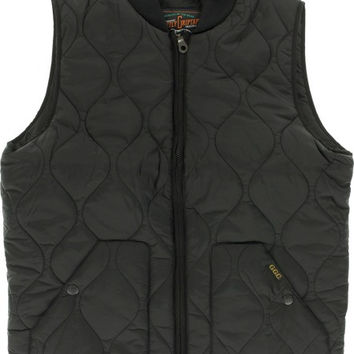 Grizzly Big Game Vest Large Black