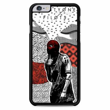 Twenty One Pilots Artwork Poster iPhone 6 Plus / 6S Plus Case