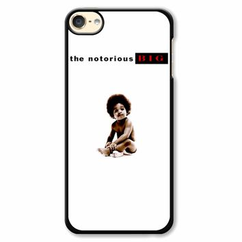 The Notorious Biggie iPod Touch 6 Case