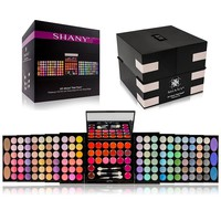 'All About That Face' Makeup Kit - All in one Makeup  Kit - Eye Shadows, Lip Colors & More
